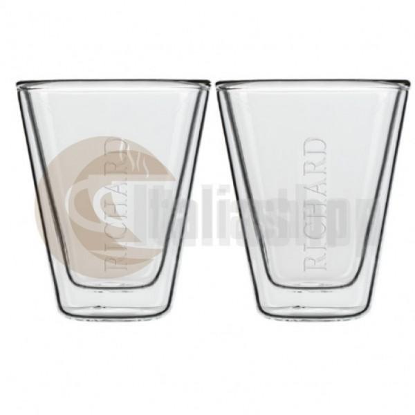 Cafés Richard drink&design  2 buc. Cești termo espresso cu doi pereți