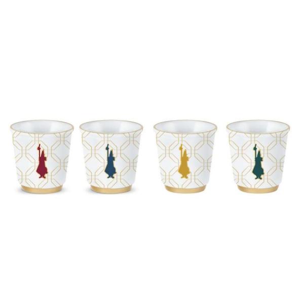 Bialetti Set de Crăciun din 4 Cești Pentru Cafea