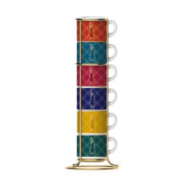Bialetti Set de Crăciun din 6 Cești Pentru Cafea