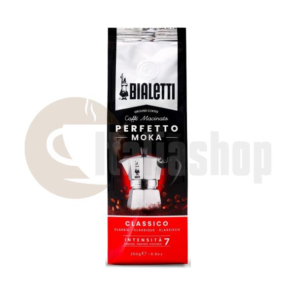 Bialetti Perfetto Moka Classico Cafea Macinată - 250 Gr.