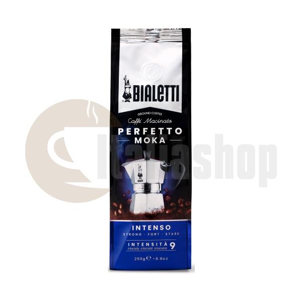 Bialetti Perfetto Moka Intenso Cafea Macinată - 250 Gr.