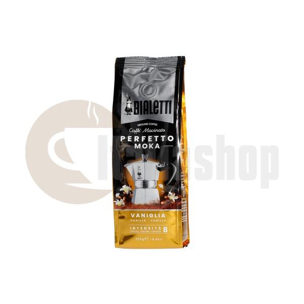Bialetti Perfetto Moka Vanglia Cafea Macinată - 250 Gr.