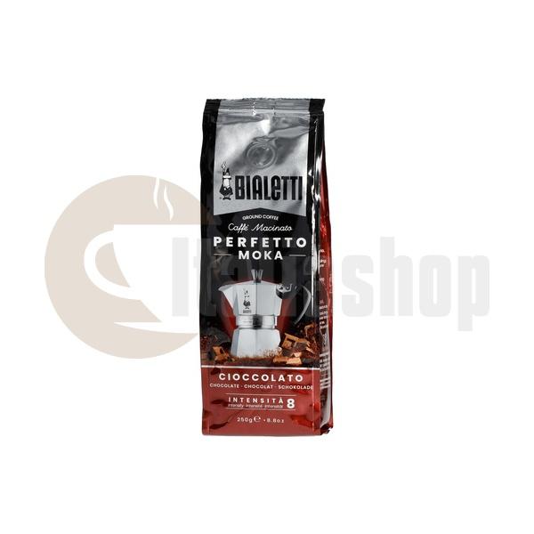 Bialetti Perfetto Moka Cioccolato Cafea Macinată - 250 Gr.