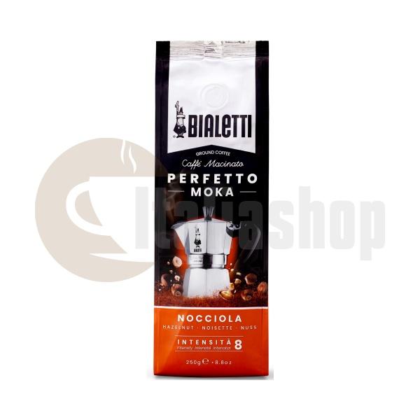 Bialetti Perfetto Moka Nocciola Cafea Macinată - 250 Gr.