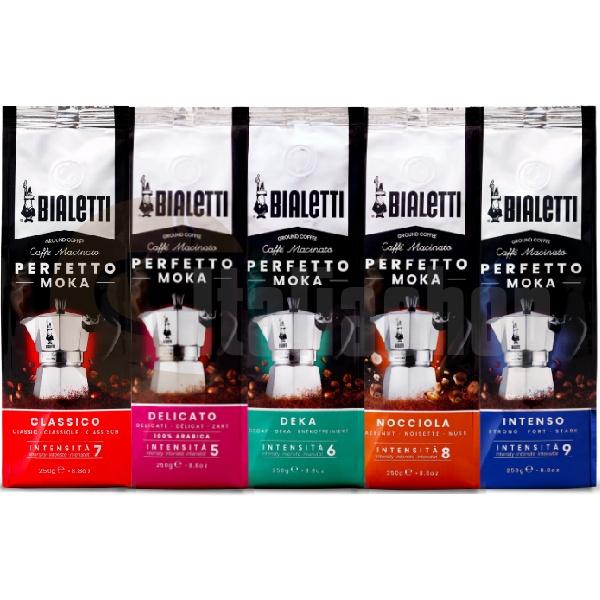 Bialetti Perfetto Moka - 5 Pachet promotional