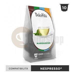 Dolce Vita Capsule Compatibile Nespresso Marrakesh - 10 Buc.