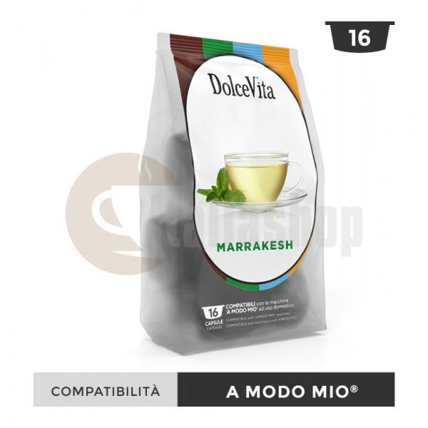 Dolce Vita Capsule Compatibile Lavazza A Modo Mio Marrakesh - 16 Buc.