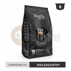 Dolce Vita Capsule Compatibile Dolce Gusto Ristretto - 8 Buc.
