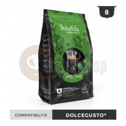 Dolce Vita Capsule Compatibile Dolce Gusto Gran Crema - 8 Buc.