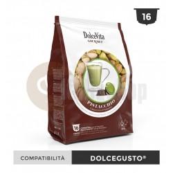 Dolce Vita Capsule Compatibile Dolce Gusto Pistacchio - 16 Buc.