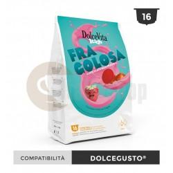 Dolce Vita Capsule Compatibile Dolce Gusto Fragolosa - 16 Buc.