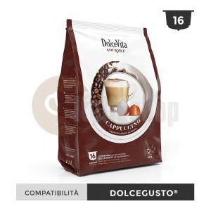 Dolce Vita Capsule Compatibile Dolce Gusto Irish Cappuccino - 16 Buc.