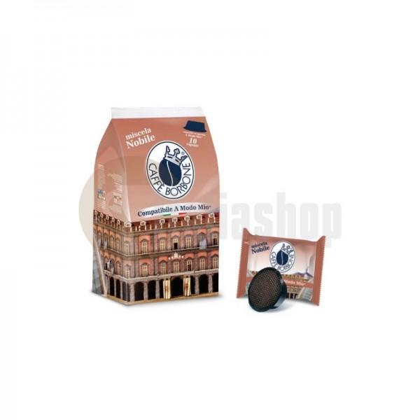 Lavazza A Modo Mio Capsule Compatibile Borbone Blu - 10 Buc.