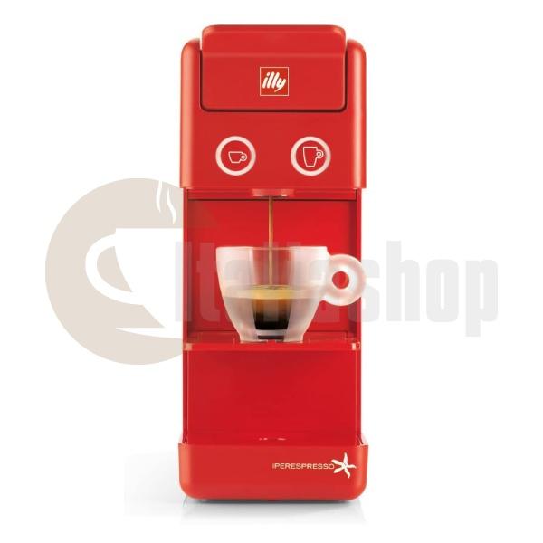 Illy Y3.2 Mașină de Cafea + 16 Capsule Cadou