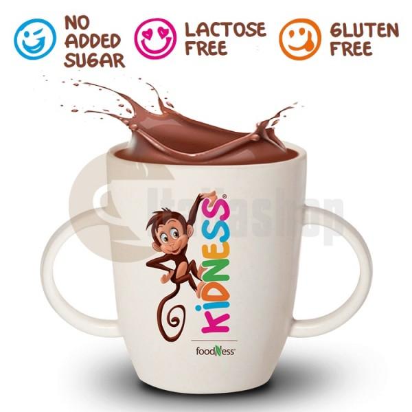 Foodness Capsule Compatibile Dolce Gusto Cioco Buono - 50 Buc.