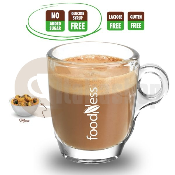 Capsule Foodness Macaccino 50 buc