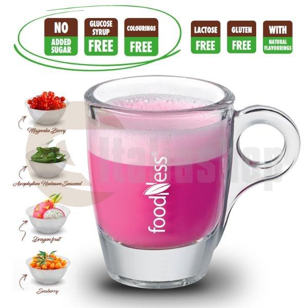 Foodness Capsule Compatibile Dolce Gusto Latte Sirena - 50 Buc.