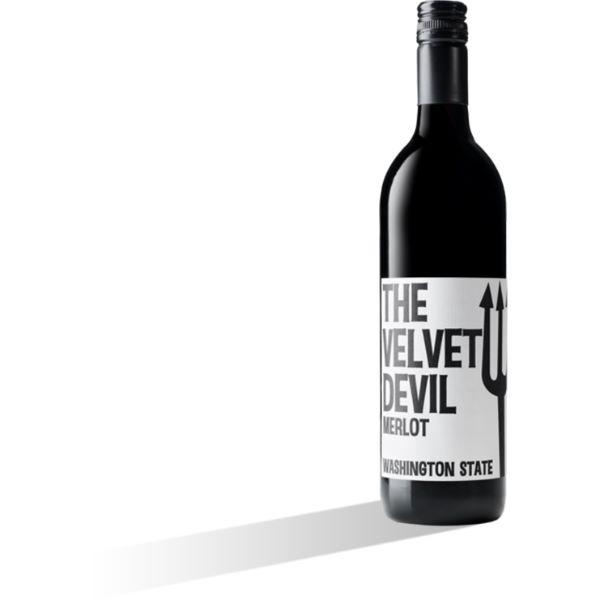 Charles Smith Vin Rosu THE VELVET DEVIL MERLOT 2016