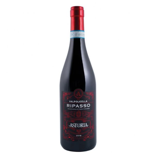 Astoria Vin Rosu Ripasso 750 ml