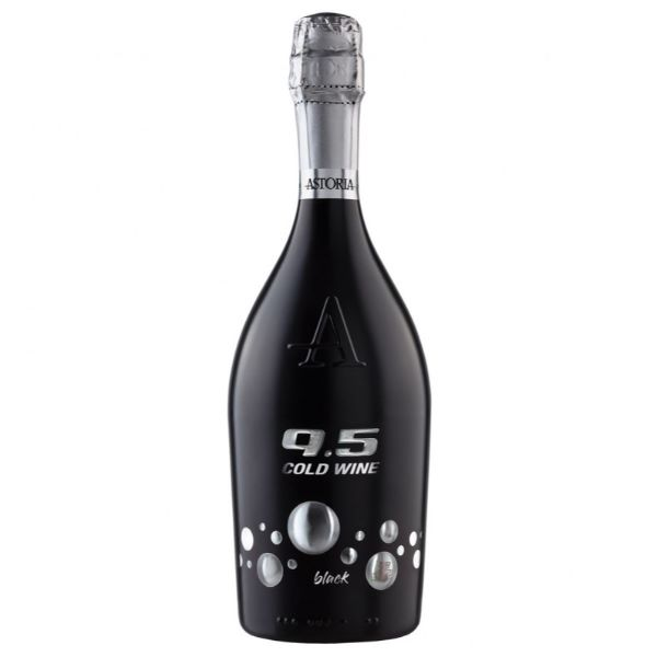 Astoria Vin alb spumant 9.5 Cold Wine Black 750 ml