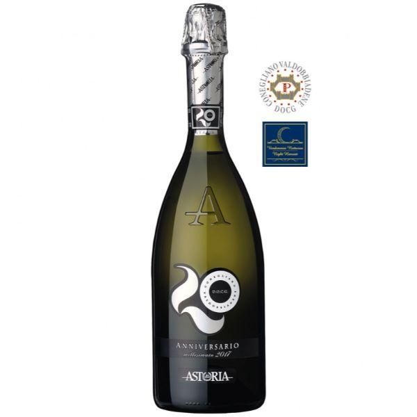 Astoria Vin alb spumant Conegliano-Valdobbiadene Prosecco 750 ml