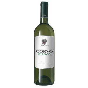 Corvo Vin Alb Bianco 750ml