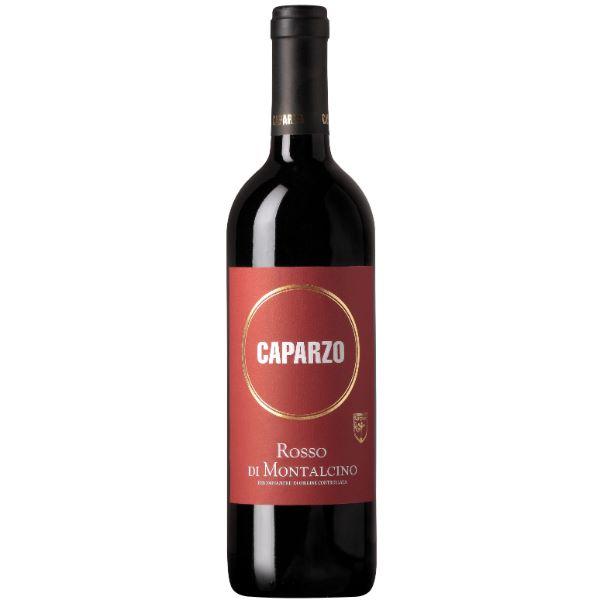 Caparzo Vin Roșu Rosso Di Montalcino 750 Ml