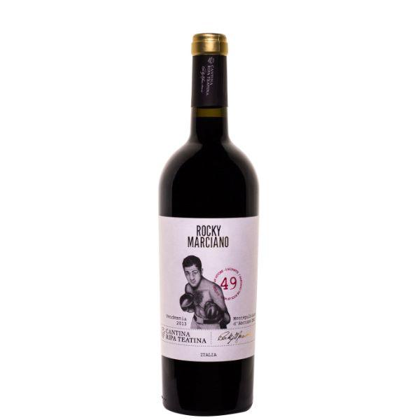 Novaripa Vin Roșu Rocky Marciano Montepulciano D'abruzzo 750 Ml