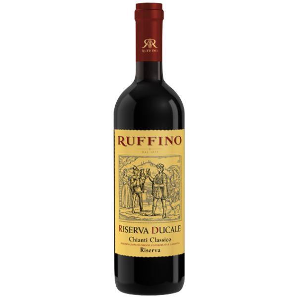 Ruffino Vin Roșu Riserva Ducale Chianti Classico 750 Ml