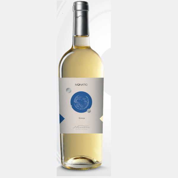 Novaripa Vin Alb Monatic Gold 750ml