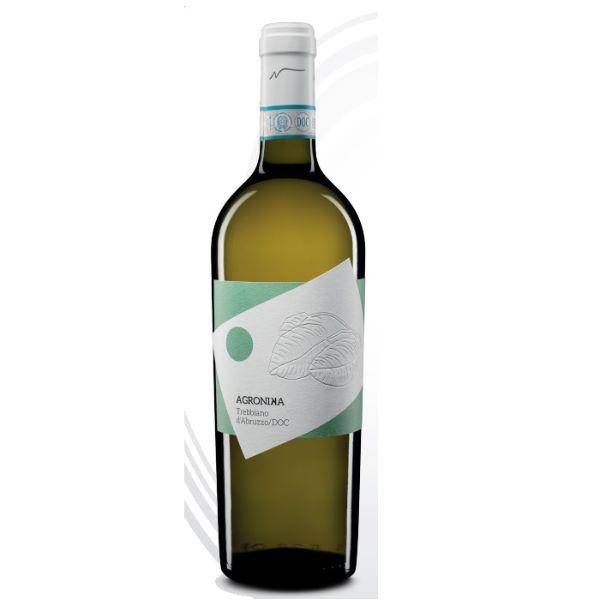 NOVARIPA Vin alb AGRONIKA Trebbiano d'Abruzzo 750ml