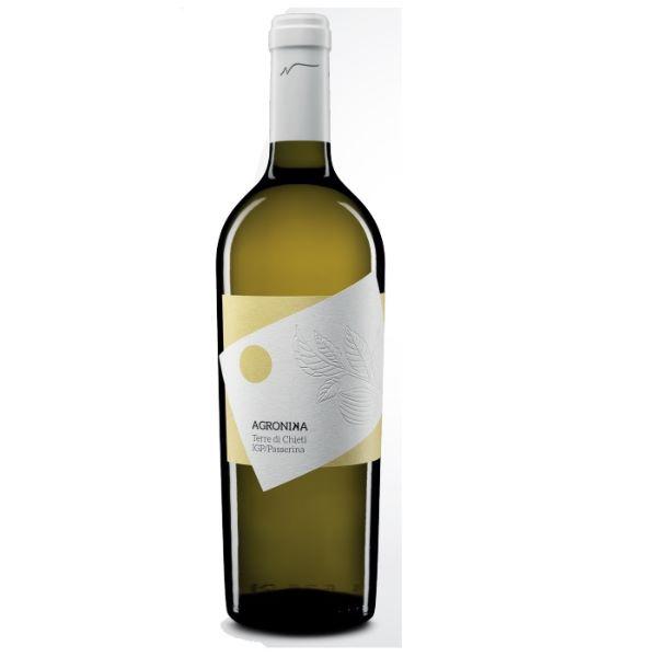 NOVARIPA Vin alb AGRONIKA Terre di Chieti Passerina 750ml