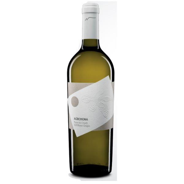 Novaripa Vin Alb Agronika Terre Di Chieti Pinot Grigio 750ml