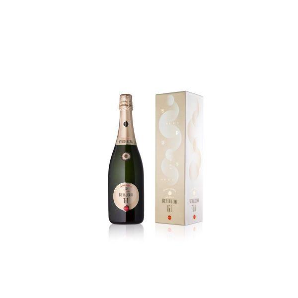 Franciacorta Berlucchi Vin spumant '61 Brut 750ml