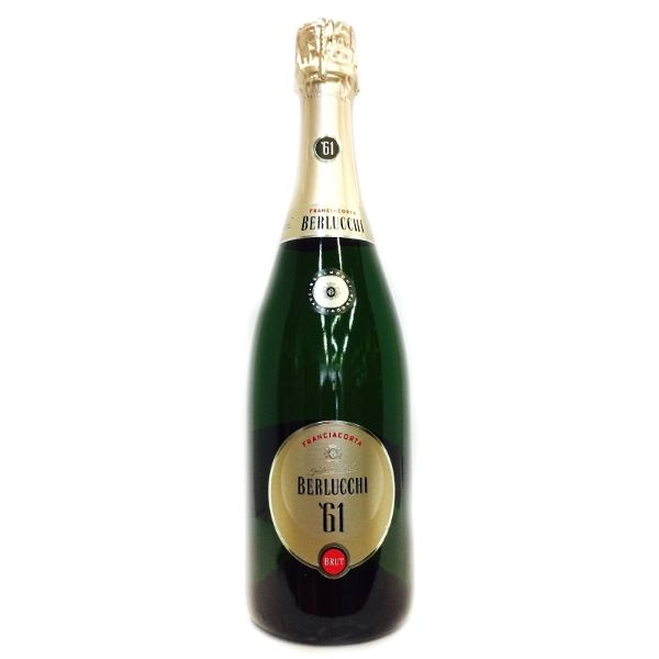 Franciacorta Berlucchi Vin Spumant '61 Brut 375ml