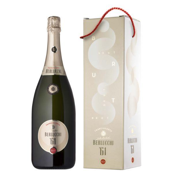 Franciacorta Berlucchi Vin Spumant '61 Brut 1500ml