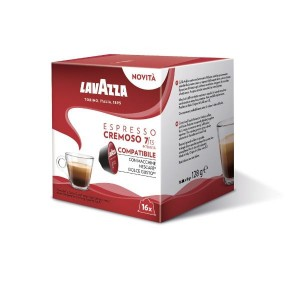Capsule Lavazza Espresso Cremoso compatibile Dolce Gusto 16 buc