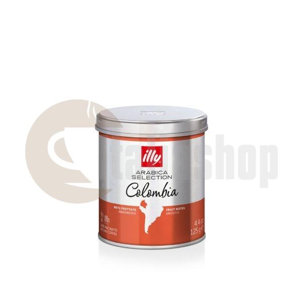 Cafea măcinată ILLY Columbia 125g