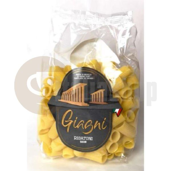Pasta Pastificio Giagni RIGATONI 500 Gr.