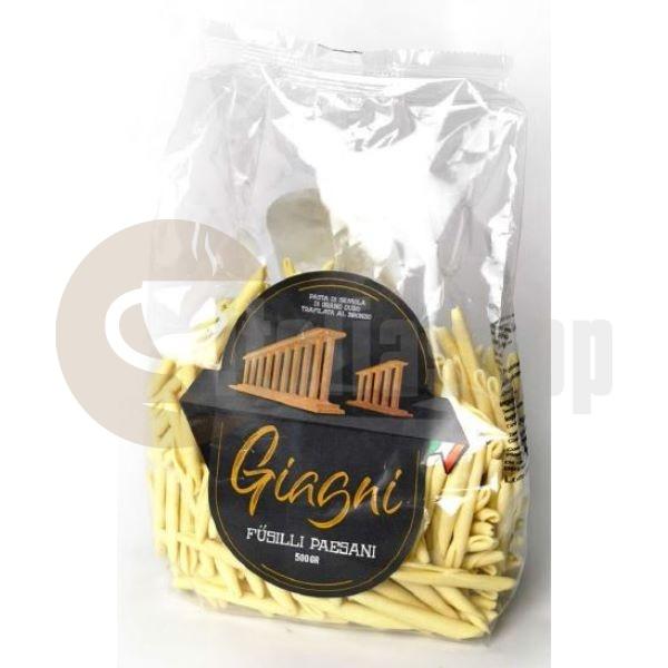Pasta Pastificio Giagni FUSILLI PAESANI 500 Gr.