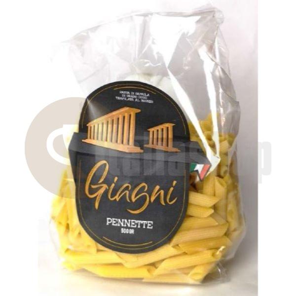 Pasta Pastificio Giagni Pennette 500 Gr.