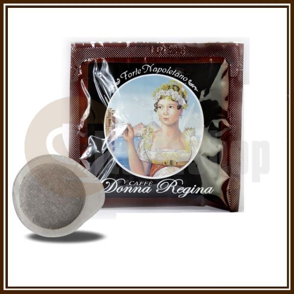 Donna Regina Capsulă de hârtie (ESE Pod) Forte - 150 buc
