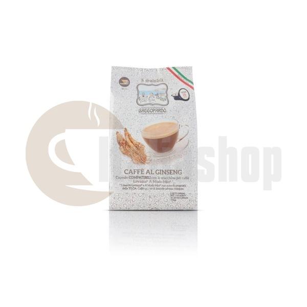 Lavazza A Modo Mio capsule compatibile Gattopardo сu Ginseng 16 buc.