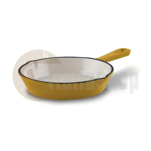 Aeternum Tigaie Din Fontă 15.5 Cm Galben