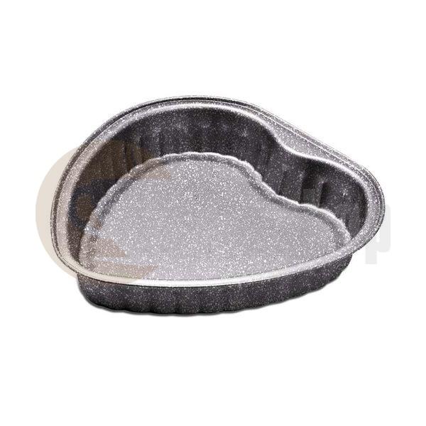 Aeternum Tava Pentru Cupcake În Formă De Inimă 27 Cm