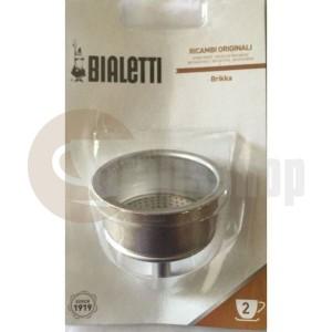 Bialetti Sita - palnie pentru espressor moka Brikka, 2 cesti