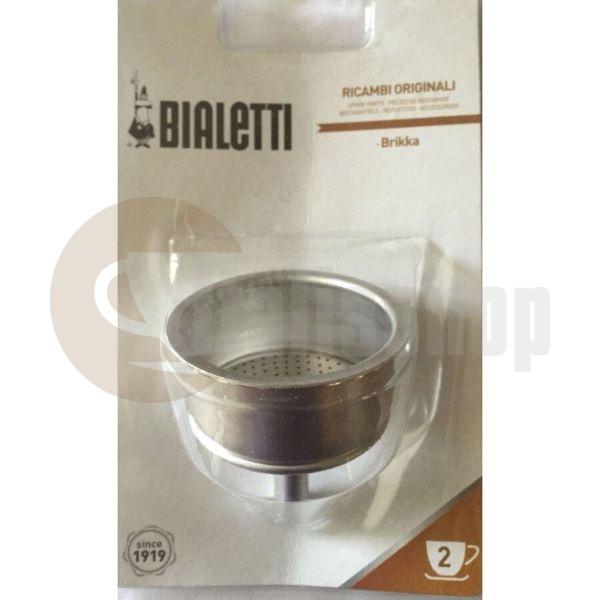Bialetti Sita - Palnie Pentru Espressor Moka Brikka, 2 Cești