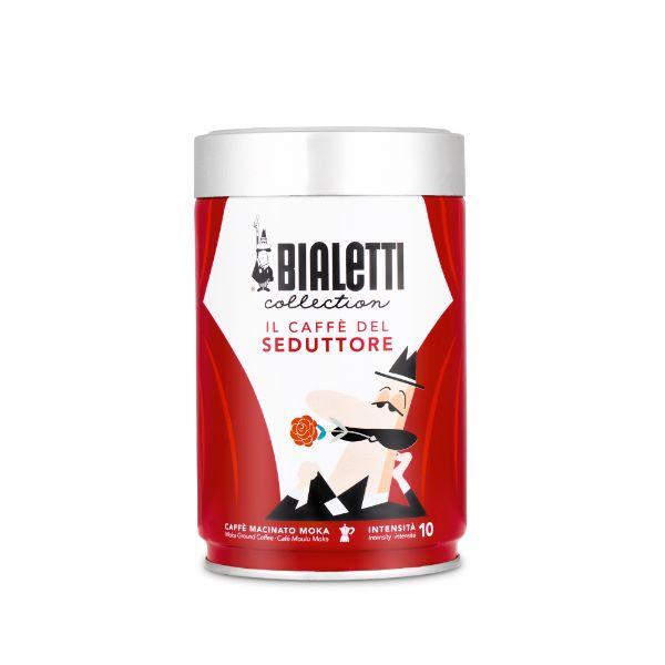 Bialetti Seduttore Cafea Macinată - 250 Gr.