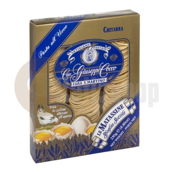 Giuseppe Cocco Pasta Cu Ouă №12 250 Gr.