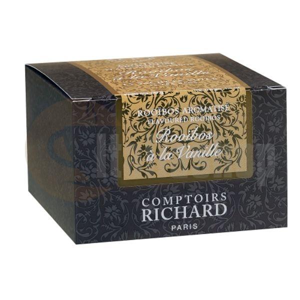 Cafes Richard Ceai roșu rooibos cu vanilie- 15 buc.